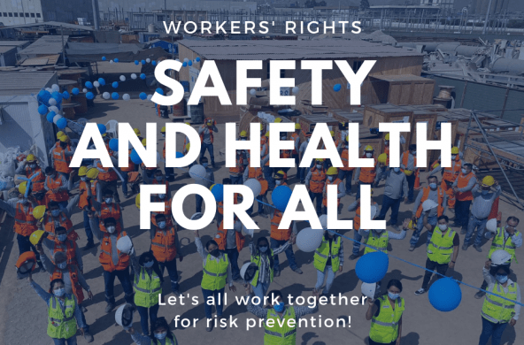 World Day for Safety and Health at Work 2021 - Steconfer
