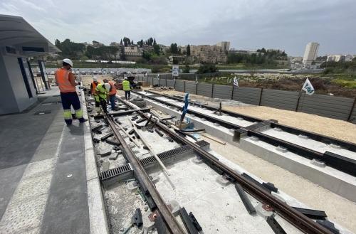 Steconfer - Jerusalem LRT Network (J-NET) (17)