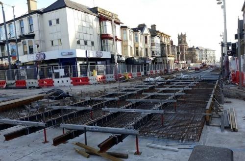 Steconfer - Blackpool Tramway Extension (4)