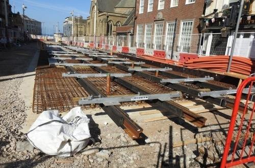 Steconfer - Blackpool Tramway Extension (2)