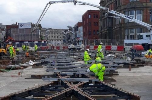 Steconfer - Blackpool Tramway Extension (8)