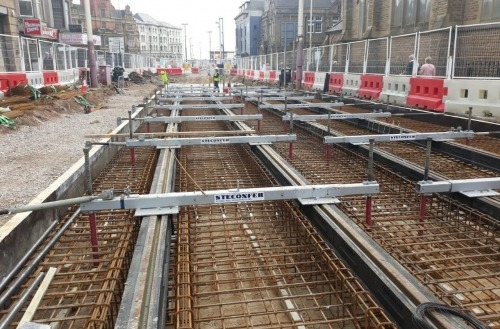Steconfer - Blackpool Tramway Extension (7)