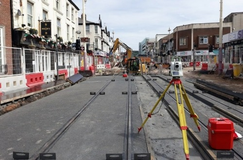 Steconfer - Blackpool Tramway Extension (5)