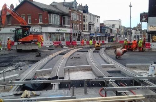 Steconfer - Blackpool Tramway Extension (1)