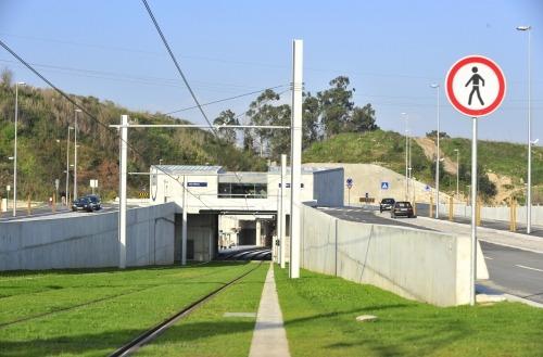 Steconfer - Porto Metro - Gondomar Line (1)