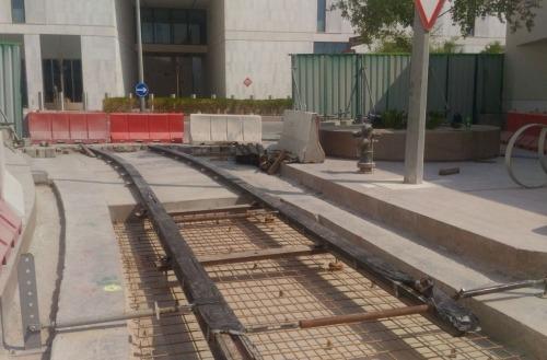 Steconfer - Msheireb Downtown Doha Tram (8)